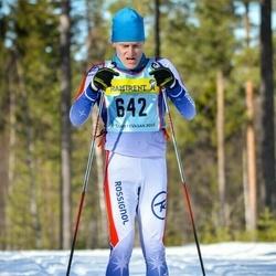 Skiing 90 km - Bjørnar Engh (6425)