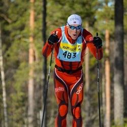 Skiing 90 km - Bjørn Hestangen (4835)