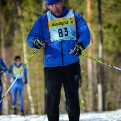 Skiing 90 km - Christer Dalmans (835)