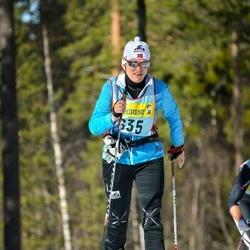 Skiing 90 km - Christin Larodd Svegården (6355)