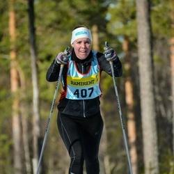 Skiing 90 km - Ida Åkesson (4075)