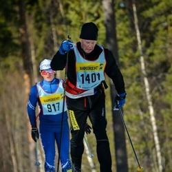 Skiing 90 km - Fredrik Olsson (14015)