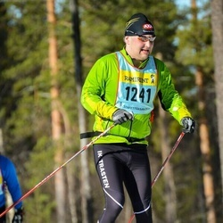 Skiing 90 km - Anders Olausson (12415)