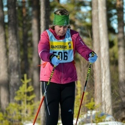 Skiing 90 km - Cathrine Mattsson (5065)