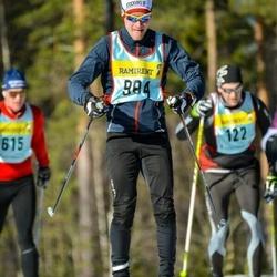 Skiing 90 km - Daniel Westin (9845)