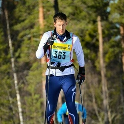 Skiing 90 km - Ola Sjöstedt (3635)