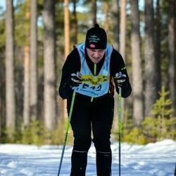 Skiing 90 km - Mattias Granberg (5425)