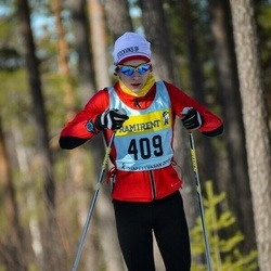 Skiing 90 km - Albin Sjölén (4095)