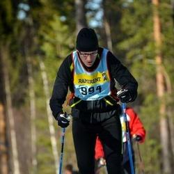 Skiing 90 km - Anders Israelsson (9945)