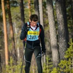Skiing 90 km - Lars Kylberg (2875)