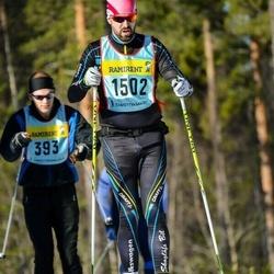 Skiing 90 km - Daniel Wassberg (15025)