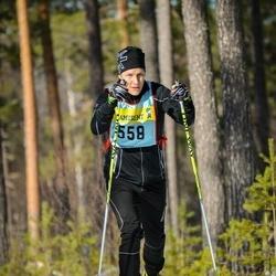 Skiing 90 km - Kimmo Ylioja (5585)