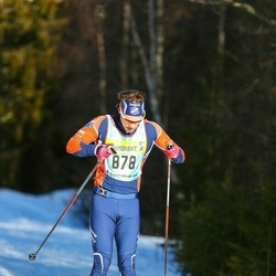 Skiing 90 km - Niclas Bärj (8783)
