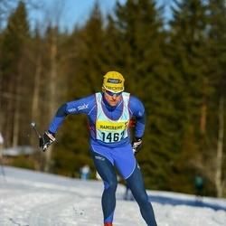 Skiing 90 km - Roy Helge Larsen (14623)