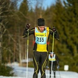 Skiing 90 km - Yngve Gustafsson (2353)