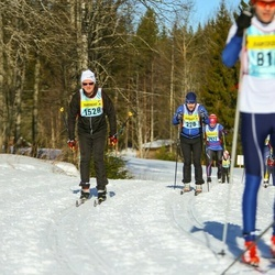 Skiing 90 km - Holger Jonasson (15283)