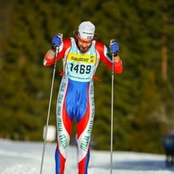 Skiing 90 km - Bertil Nordqvist (14693)