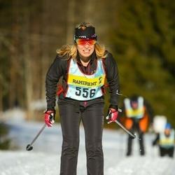 Skiing 90 km - Annika Sjölund (5563)