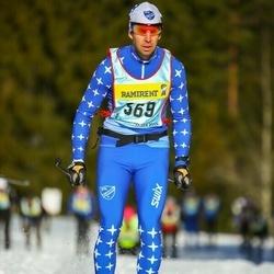 Skiing 90 km - Henrik Axelsson (3693)