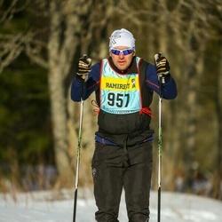 Skiing 90 km - Anders Lindström (9573)