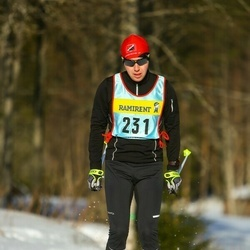 Skiing 90 km - Jonas Järsenholt (2313)