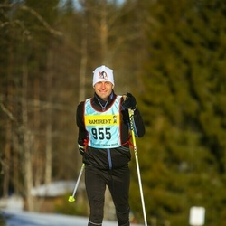 Skiing 90 km - Anders Persson (9553)
