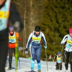Skiing 90 km - Jennie Mörk (4003)