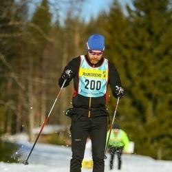 Skiing 90 km - Lasse Rekonen (2003)