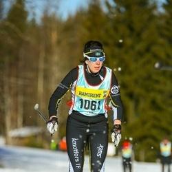 Skiing 90 km - Jenny Nilsson (10613)