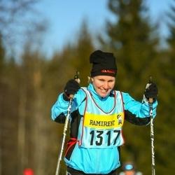 Skiing 90 km - Linda Holmström (13173)