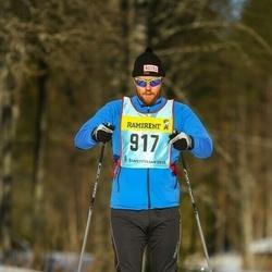 Skiing 90 km - Fredrik Petersson (9173)