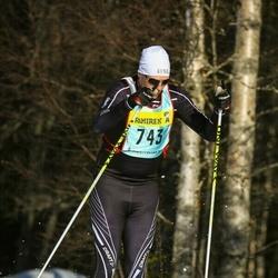 Skiing 90 km - Daniel Arvidsson (7433)