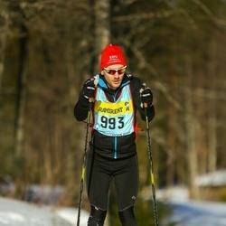 Skiing 90 km - Emil Bertilsson (9933)