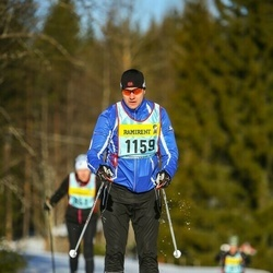 Skiing 90 km - Christer Petersson (11593)