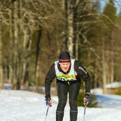 Skiing 90 km - Pelle Carlberg (12453)