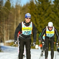 Skiing 90 km - Christian Berling (7423)