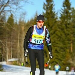 Skiing 90 km - Alexander Vikström (4173)