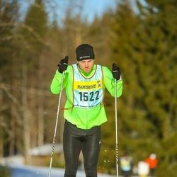 Skiing 90 km - Anders Boström (15223)