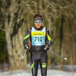 Skiing 90 km - Anders Svensson (7103)