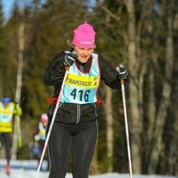 Skiing 90 km - Agneta Andersson (4163)
