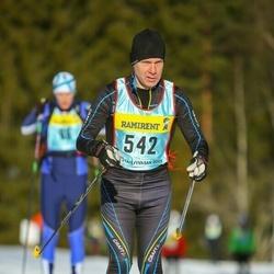 Skiing 90 km - Roger Sundin (5423)