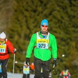 Skiing 90 km - Christoffer Gustavsson (3293)