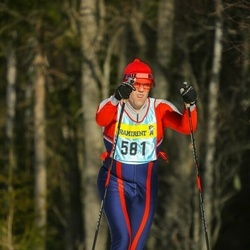 Skiing 90 km - Anders Abrahamsson (5813)