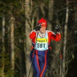 Skiing 90 km - Anders Abrahamsson (5813)