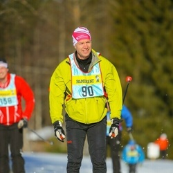 Skiing 90 km - Åke Svärdström (903)