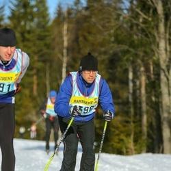 Skiing 90 km - Joakim Tönnberg (13983)