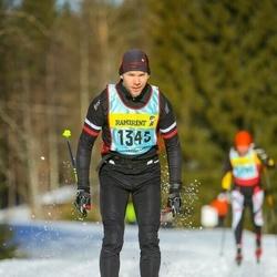 Skiing 90 km - Eivee Paakanen (13453)