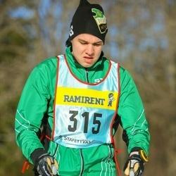 Skiing 90 km - Henrik Abrahamsson (3153)