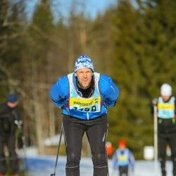 Skiing 90 km - Jan Sand (14583)