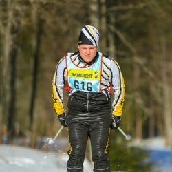 Skiing 90 km - Niklas Svensson (6163)
